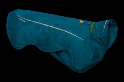 Ruffwear Wind Sprinter regntäcke för din hund reflexer