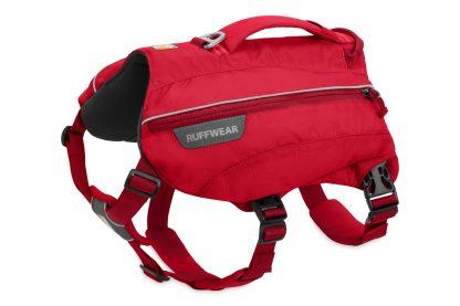 Ruffwear Singletrak Pack Red Currant